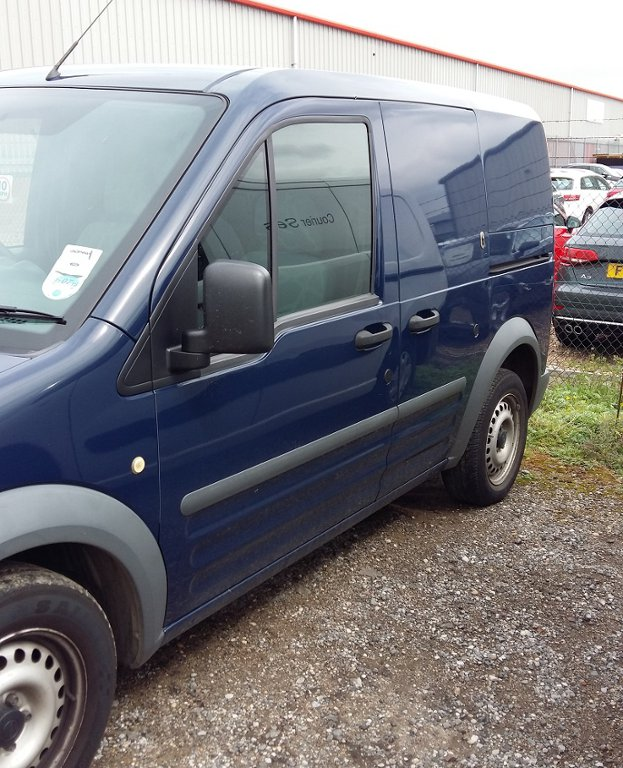 2011 FORD TRANSIT CONNECT 75 T200 VAN, MANUAL GEARBOX